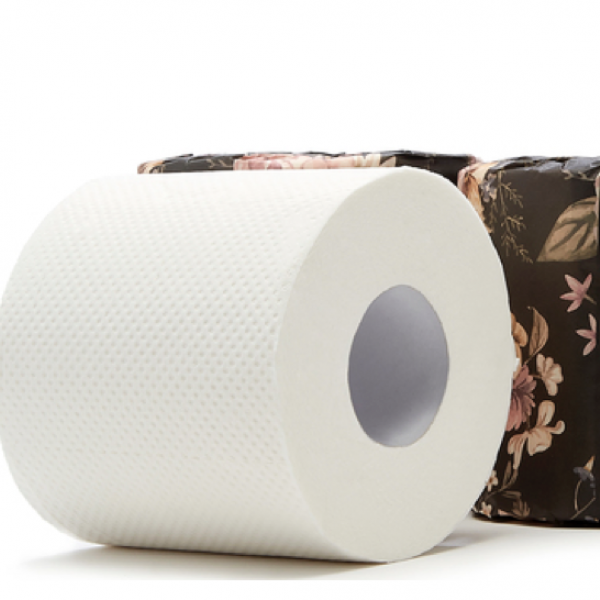 Tissue paper roll, sanitizer for Covid19 - Blueprint Career Development